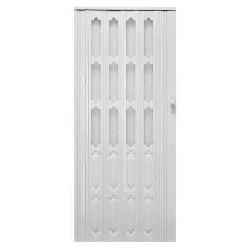 Drzwi Harmonijkowe 007 Biały Mat 86 cm, GK-0155