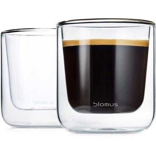 Zestaw 2 szklenek caffe/tea marki Blomus