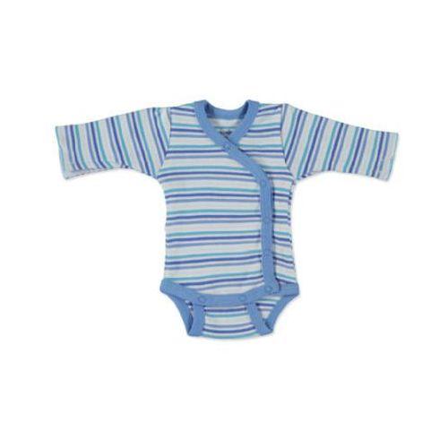 FIXONI Boys Body dziecięce kolor biały-niebieski, kolor niebieski