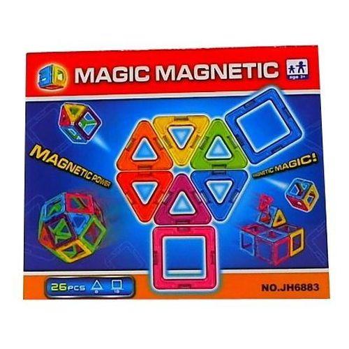 Klocki magnetyczne 26el