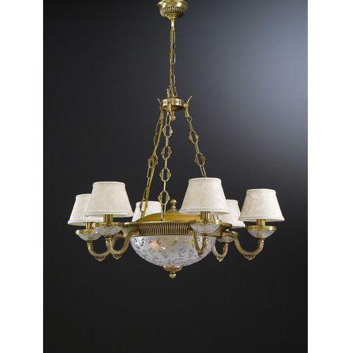 Lampa wisząca 6405 6xe14 + 3xe27, l.6405/6plus3 marki Reccagni angelo