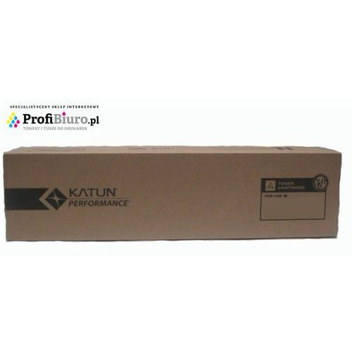 Toner 30424 black do kopiarek olivetti (zamiennik olivetti b0381) [34k] marki Katun