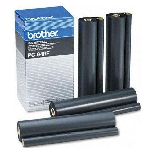 Wyprzedaż oryginał folia do faksu pc-94rf do fax-1000p, intellifax 900/950/980/1500m, 4*500 stron marki Brother