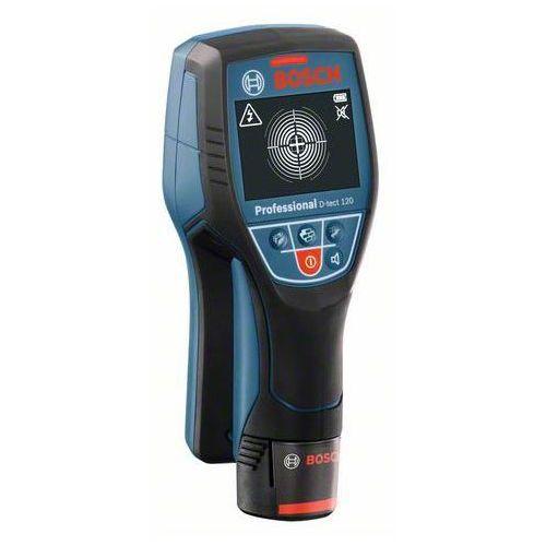 Wykrywacz rur i kabli Bosch D-TECT 120 - ZESTAW - sprawdź w wybranym sklepie