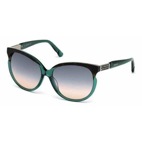 Okulary słoneczne sk 0081 96p marki Swarovski