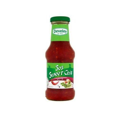 Sos Sweet chili ostry 250 ml Develey (5906425141852)