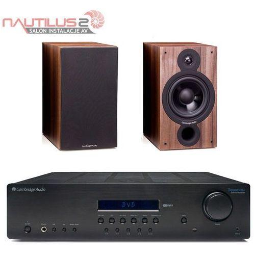 Cambridge audio topaz sr10v2 + sx-60 - dostawa 0zł! - raty 20x0% w credit agricole lub rabat!