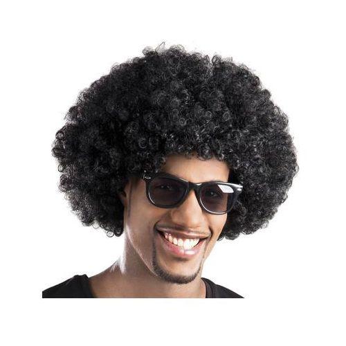 Boland Peruka afro czarna - 1 szt. (8712026860200)