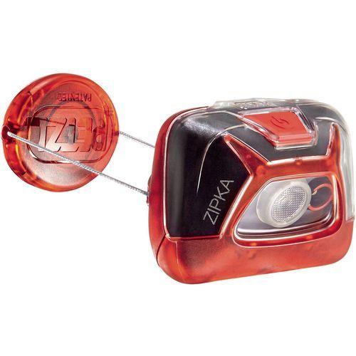 Petzl zipka latarka czołowa, red 2019 latarki czołowe