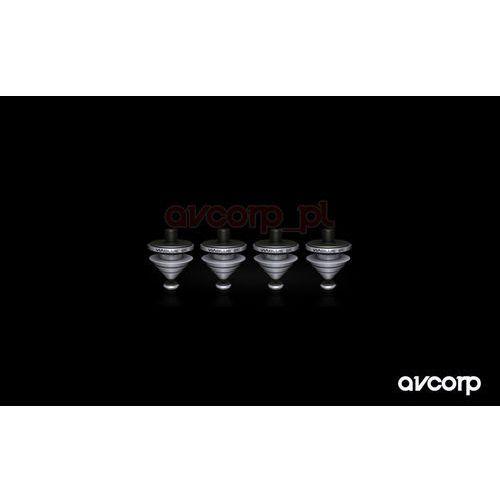 Viablue qtc spikes silver m6 - kolce pod kolumny - silver (4048834501153)