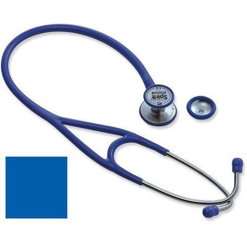 Stetoskop kardiologiczny Spirit Triplexcon Deluxe SS747PF 3w1 - niebieski Royal