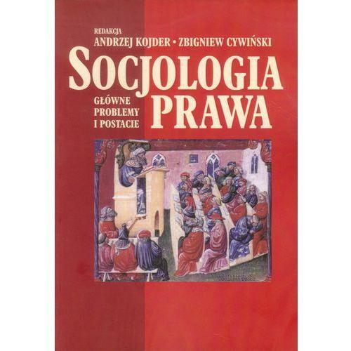 Socjologia prawa. Główne problemy i postacie - wyślemy dzisiaj, tylko u nas taki wybór !!! (2014)
