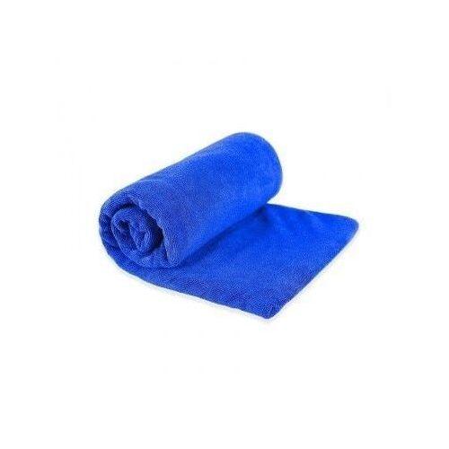 Sea to summit ręcznik szybkoschnący tek towel - kolor niebieski