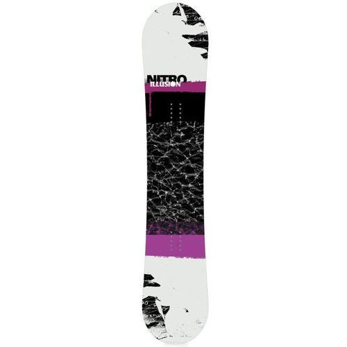Nitro Nowa deska snowboardowa illusion 152 cm
