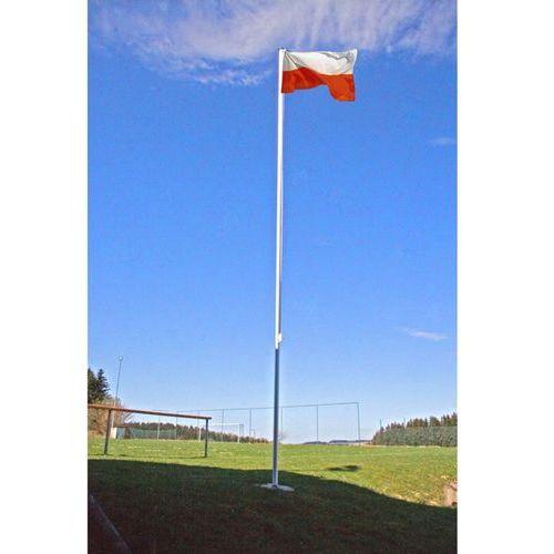 MASZT FLAGOWY 6,5 M ALUMINIOWY MASZT DO FLAGI