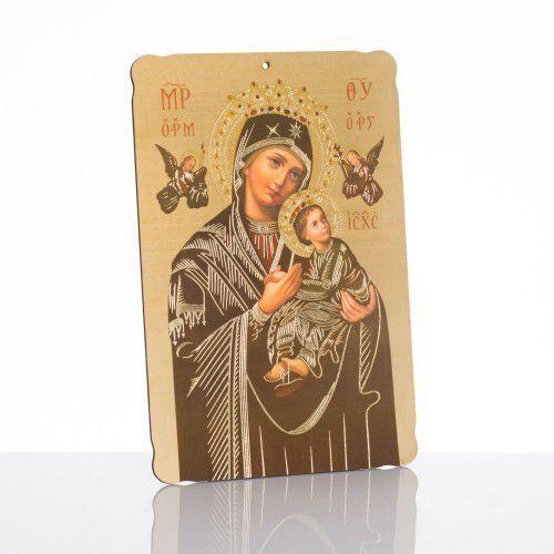 Obrazek religijny - Matka Boża Nieustającej Pomocy, URODB005