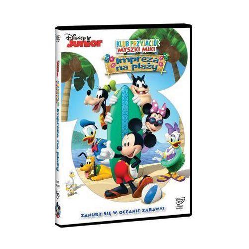 Galapagos Klub przyjaciół myszki miki. impreza na plaży (dvd) - (7321916504516)