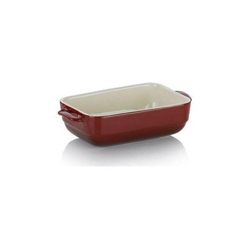 Kela naczynie żaroodporne malin 22,5 x 12,5 cm, czerwone