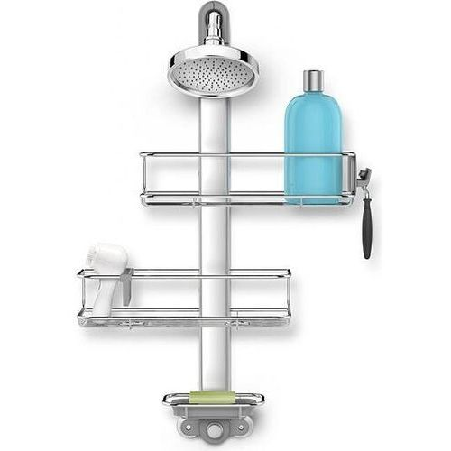Półki prysznicowe z uchwytem simplehuman standard, BT1098