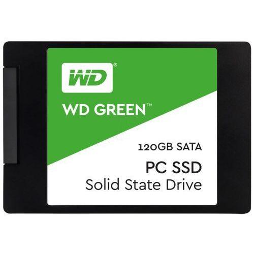 Wd  green ssd 120gb