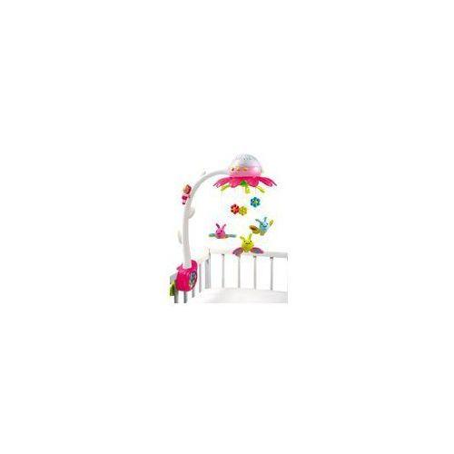 OKAZJA - Karuzela Wiosenny ogród Cotoons Smoby (różowa) - produkt z kategorii- Pozostałe lalki i akcesoria