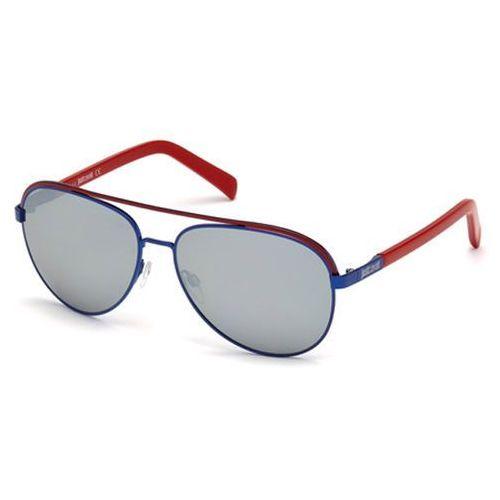Just cavalli Okulary słoneczne jc 654s 90c
