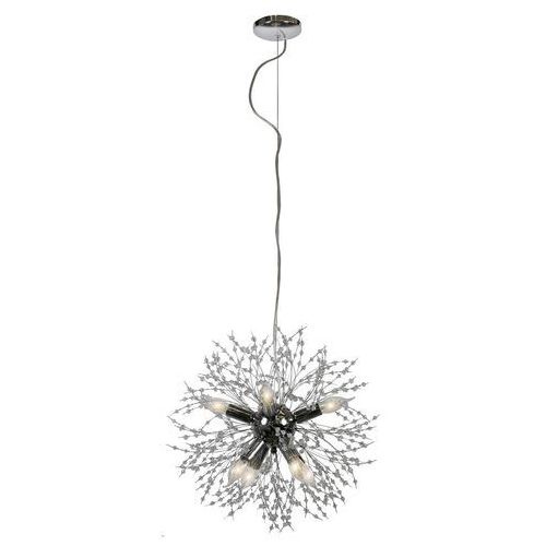 Candellux Capella 31-69719 lampa wisząca zwis 8x40W E14 chrom
