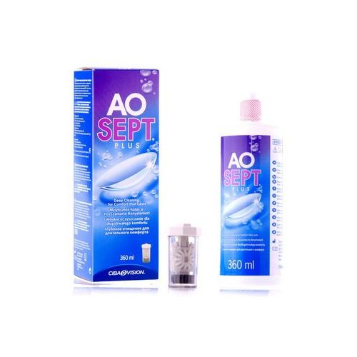 Alcon Aosept plus 360ml