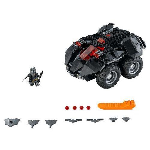 Lego SUPER HEROES Zdalnie sterowany batmobil app-controlled batmobile 76112
