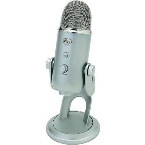 OKAZJA - Mikrofon Blue Microphones Yeti, USB