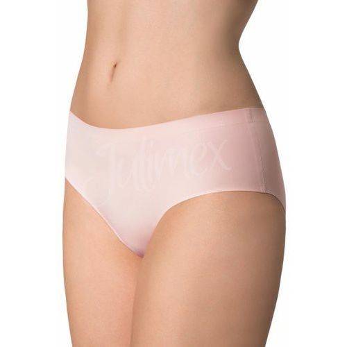 Figi model simple panty pink, Julimex