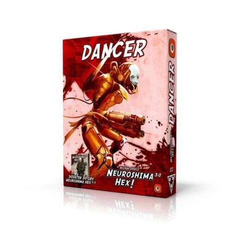 neuroshima hex 3. 0 dancer marki Portal games