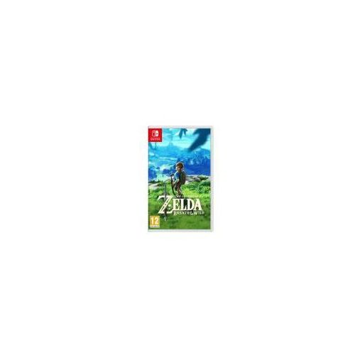 Nintendo The legend of zelda: breath of the wild switch