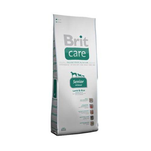 Brit Care Senior Lamb & Rice 1kg (8594031442530)