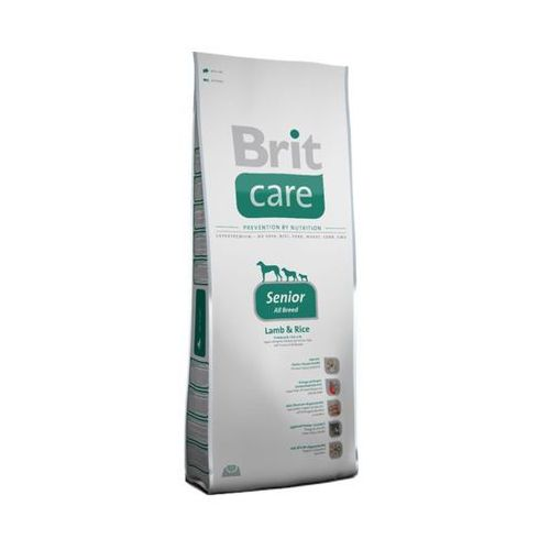 care senior lamb & rice 1kg marki Brit