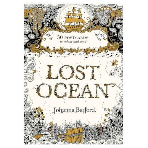 Lost Ocean Postcard Edition (9780753557372)