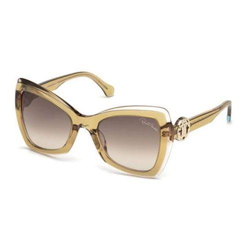 Okulary słoneczne rc 1070 guardistallo 57g marki Roberto cavalli
