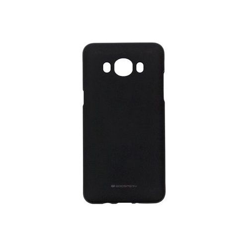 Samsung Galaxy J5 (2016) - etui na telefon Mercury Goospery Soft Feeling - czarny, ETSM303GMSFBLK000