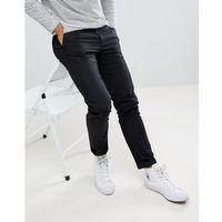 Burton Menswear Skinny Chinos In Black - Black