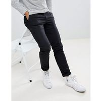 skinny chinos in black - black, Burton menswear