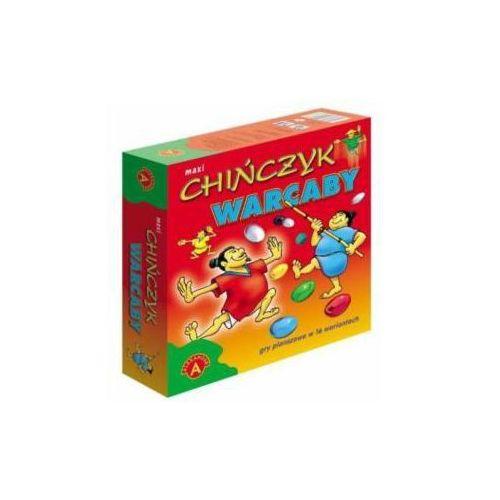 Chińczyk - warcaby. maxi. gra planszowa marki Alexander