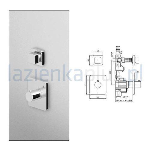 Zucchetti SOFT ZP7077 [kolor: biały]