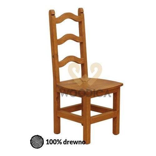 Krzesło hacienda 01 [h1 fala] marki Woodica