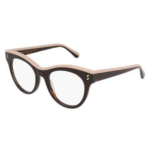 Stella mccartney Okulary korekcyjne sc0024o 005