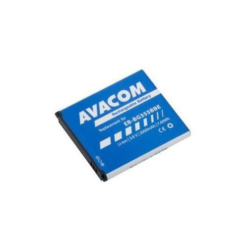 Bateria Avacom pro Samsung Core 2, Li-Ion 3,8V 2000mAh, ( EB-BG355BBE)