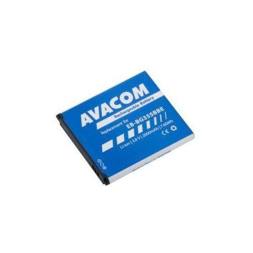 Bateria do notebooków  pro samsung core 2, li-ion 3,8v 2000mah, (náhrada eb-bg355bbe) (gssa-g355-s2000), marki Avacom