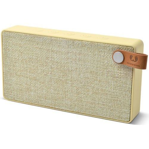 Głośnik Bluetooth FRESH N REBEL Rockbox Slice Fabriq Edition Buttercup (8718734654247)