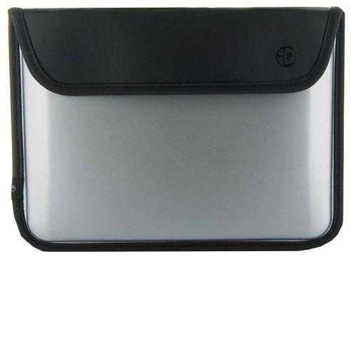 4world Hard Case Pocket | 280x215x20mm | 9 | srebrny DARMOWA DOSTAWA DO 400 SALONÓW !!, kolor szary