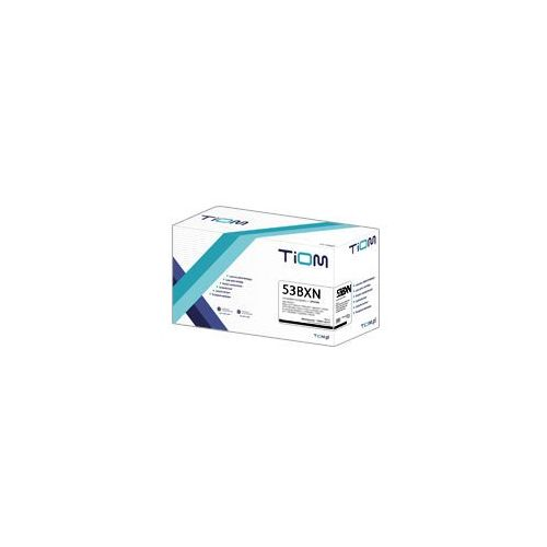 Tiom Toner q7553x do hp lj m2727 p2014 p2015 7k