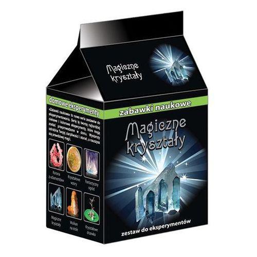 Zabawki naukowe - Magiczne kryształy (4823076100322)